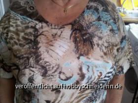 Mami Shirt Glitzer