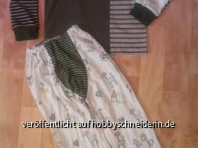 Schlafanzug Nr. 1für Sohnemann