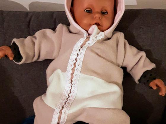 Teddyanzug