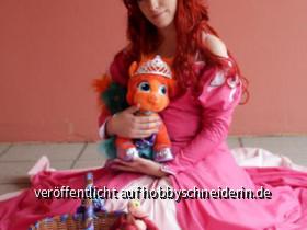 Prinzessin Arielle aus Arielle die Meerjungfrau