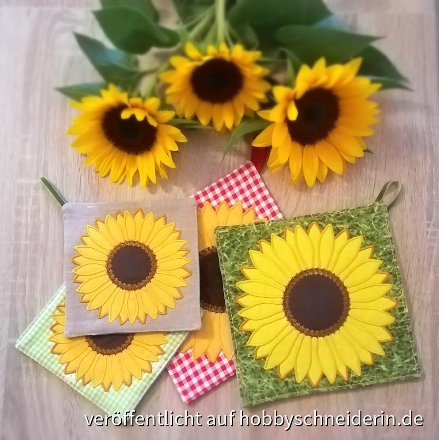 Spätsommerliebe Sonnenblumen
