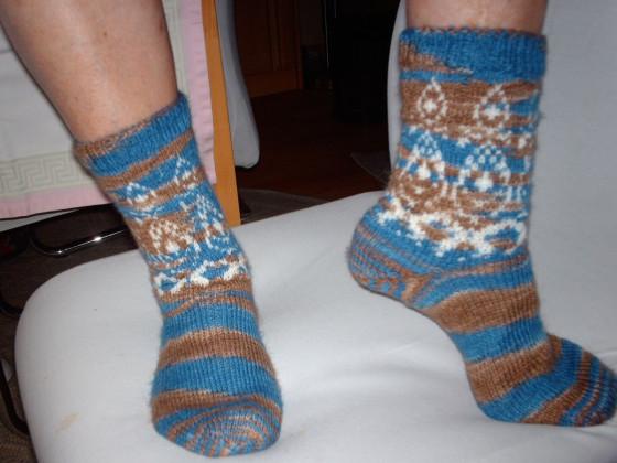 Socken stricken ganz einfach
