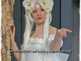 Neo Queen Serenity aus Sailor Moon