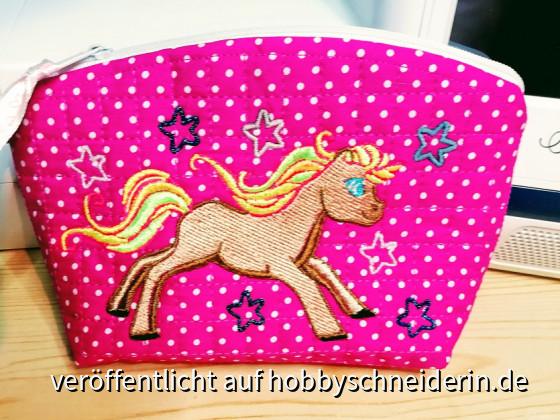 Täschchen mit Pony