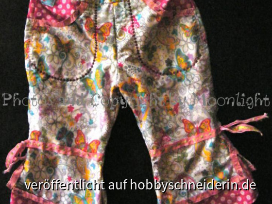 Mädchenhose