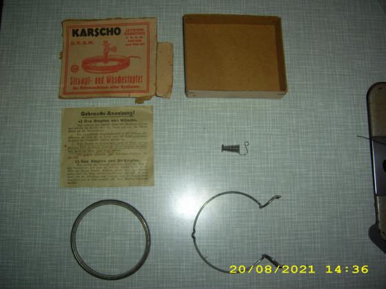 Karscho Strumpf und Wäschestopfen