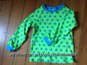 Kindershirt Ottobre 6/2008 Nir. 1