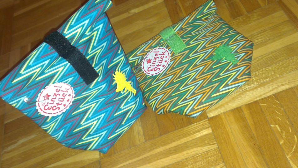 kleine Lunchbags, eigenes SM