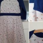 Kleid aus Ottobre 6/2016