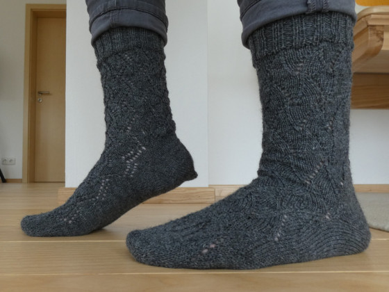 Sock Madness Runde 1
