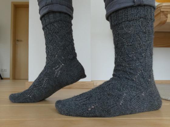 Sock Madness Runde 1