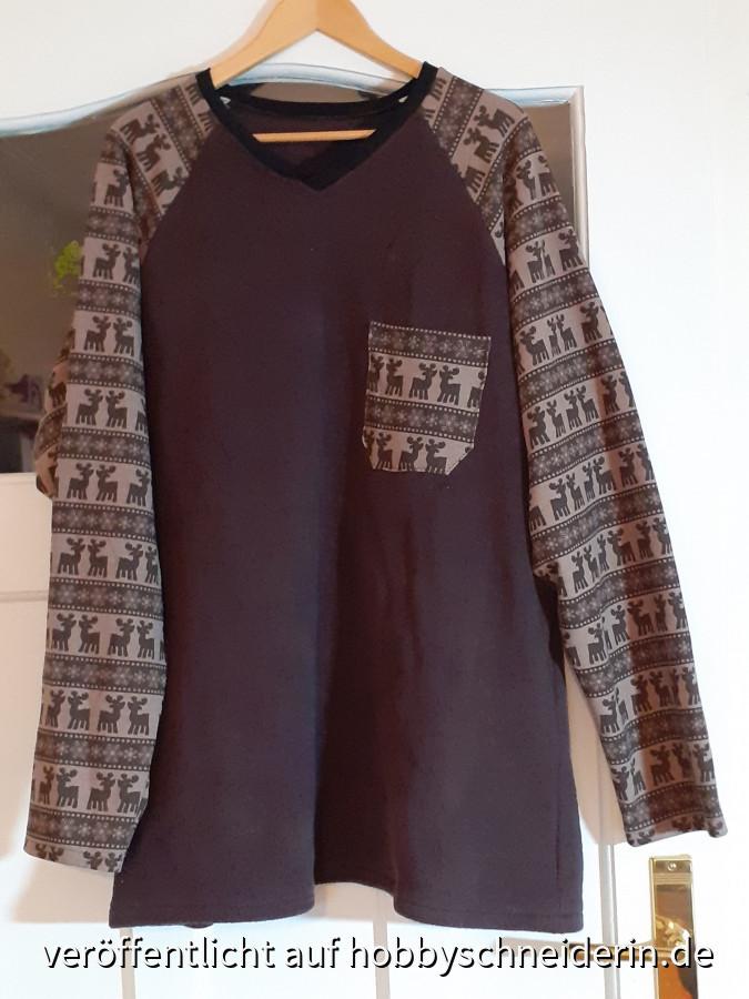 Pyjama Oberteil