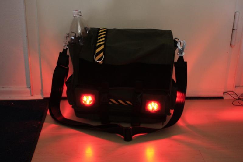 Zombie Survival Tasche.