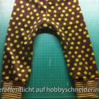 Hosen Hosen Hosen - Schnitt: Brindille & Twig, gepunkteter Nicki
