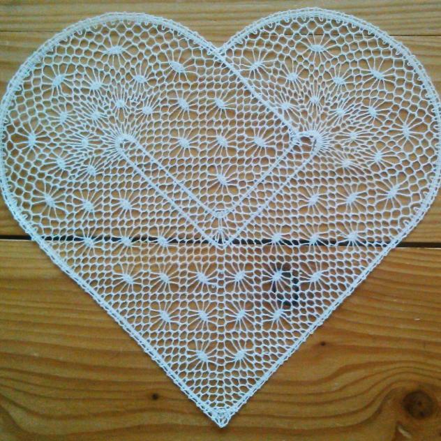 Dänisches Herz, Torchon
