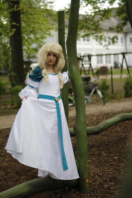Prinzessin Odette aus die Schwanenprinzessin