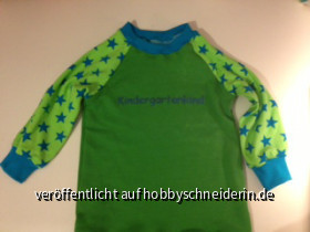 T-Shirt (Kindergartenkind) Ottobre 6/2008 Nir. 1