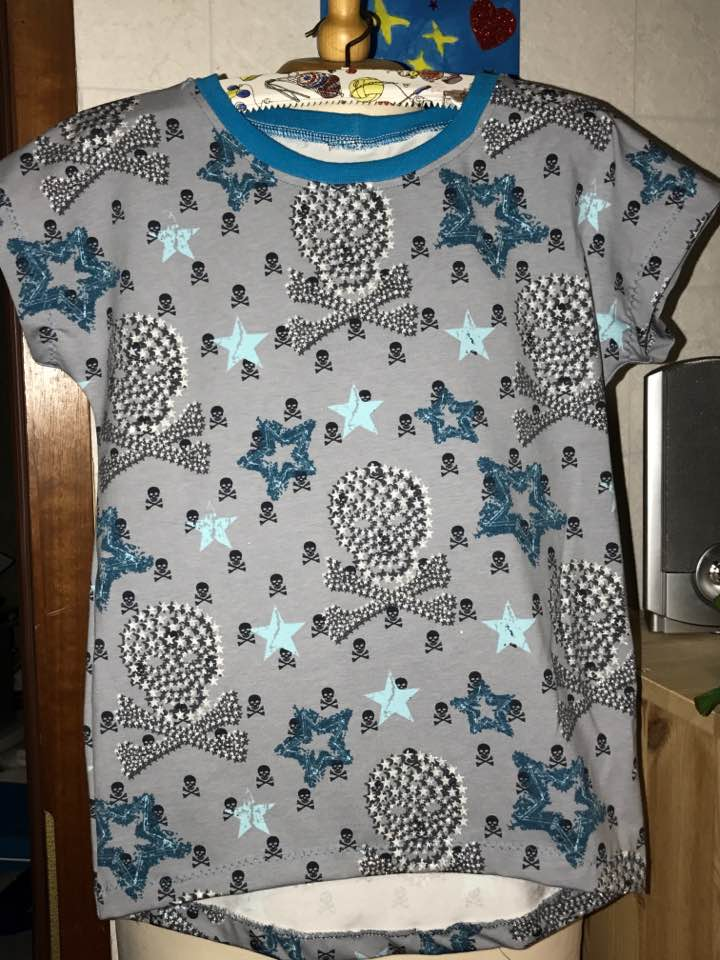 SimpleShirt Gr. 140