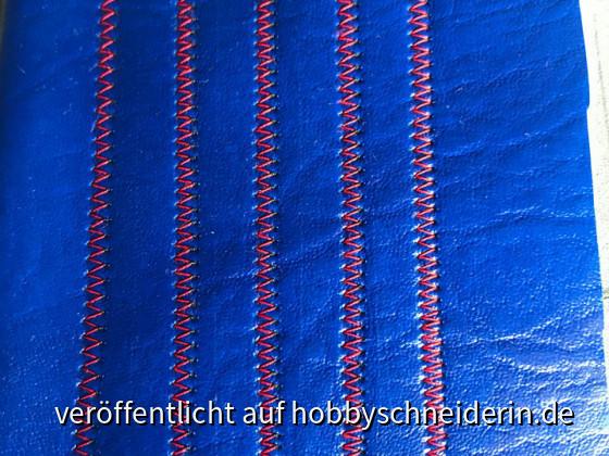 Bernina B540 Nahtbeispiele