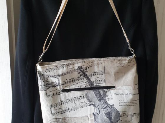 Musikalische Tasche