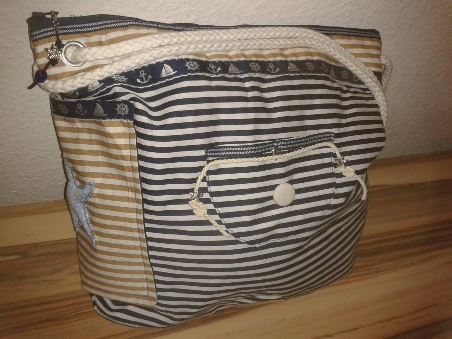 2013 04 30 19.39.52  Meine aller erste Tasche.