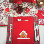 Tischsets für die Adventszeit