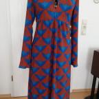 Kleid von Burda
