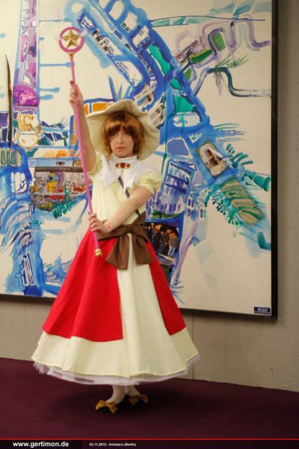 Sakura Kinomoto aus Card Captor Sakura