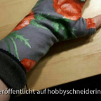 Armstulpen aus Sweat