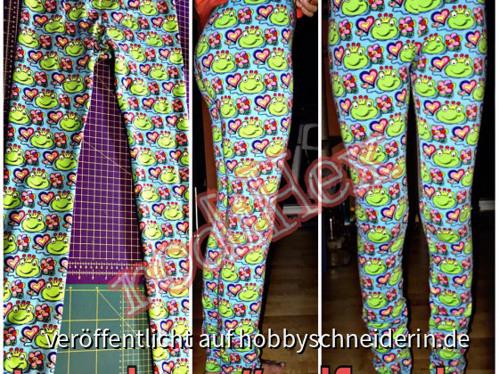 Leggings Gr. 158