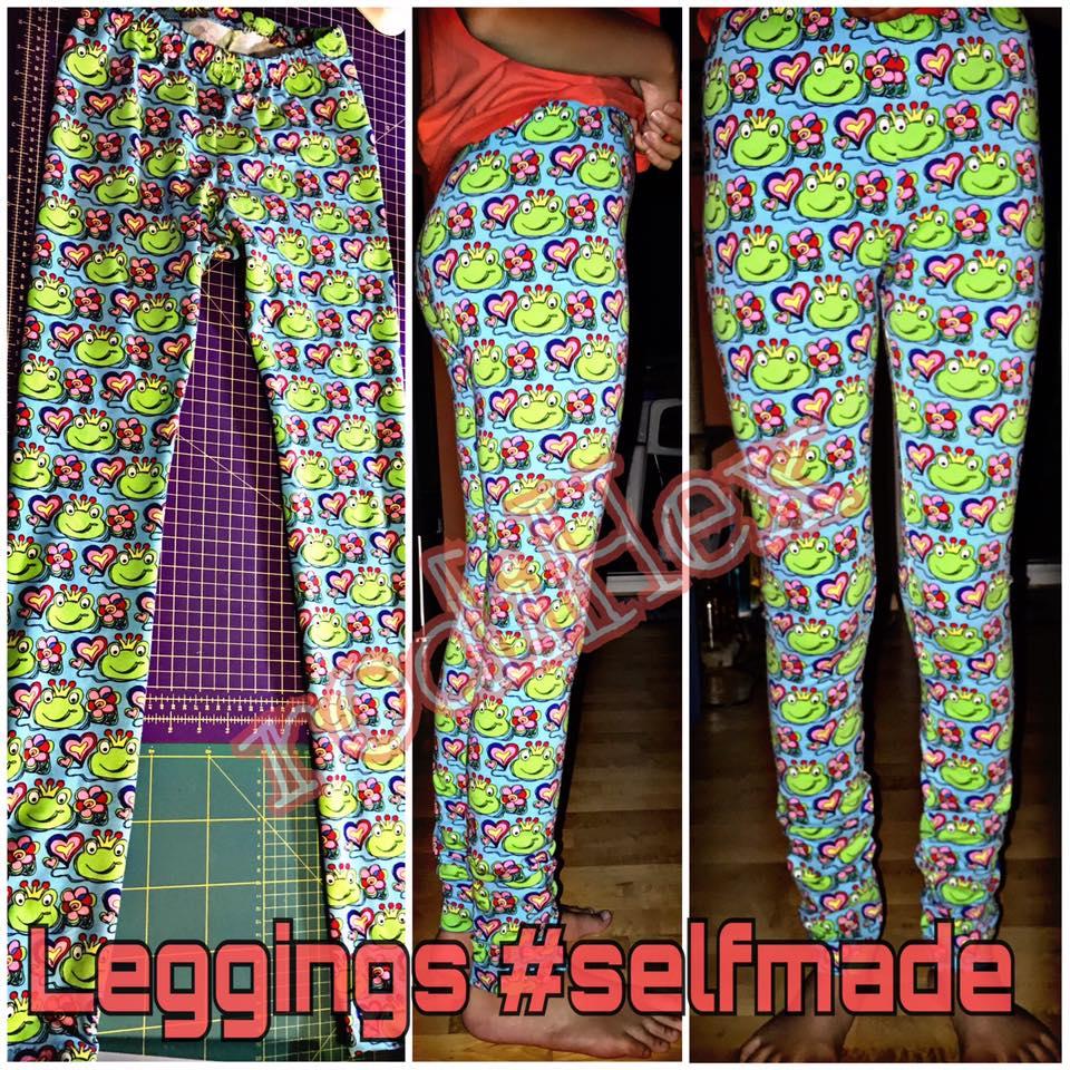 Leggings Gr. 158