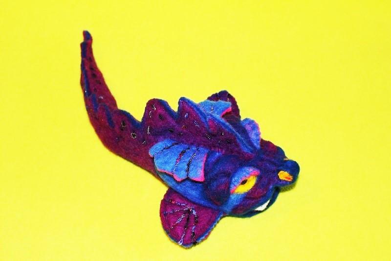 Drago di mare, der Drachenfisch