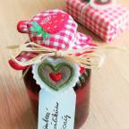 Kleine Geschenke hübsch verziert