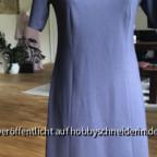 E18 - Businesskleid - Ceris Puppe vorne