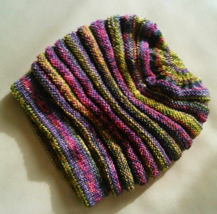 Wurm-Mütze