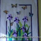 Schmetterlingsquilt