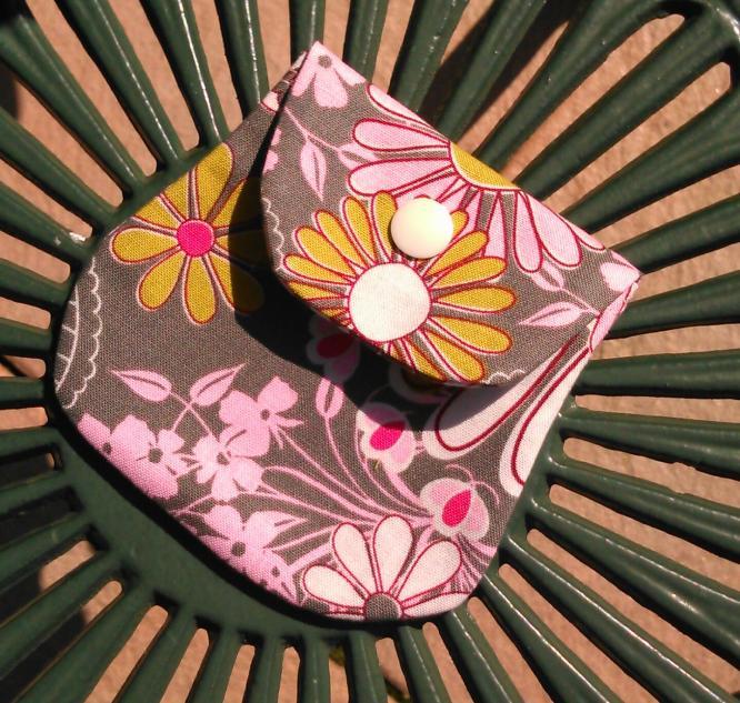 Minitasche nach Farbenmix