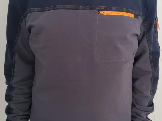 Pulli 'Emil' von Schnittmuster Berlin
