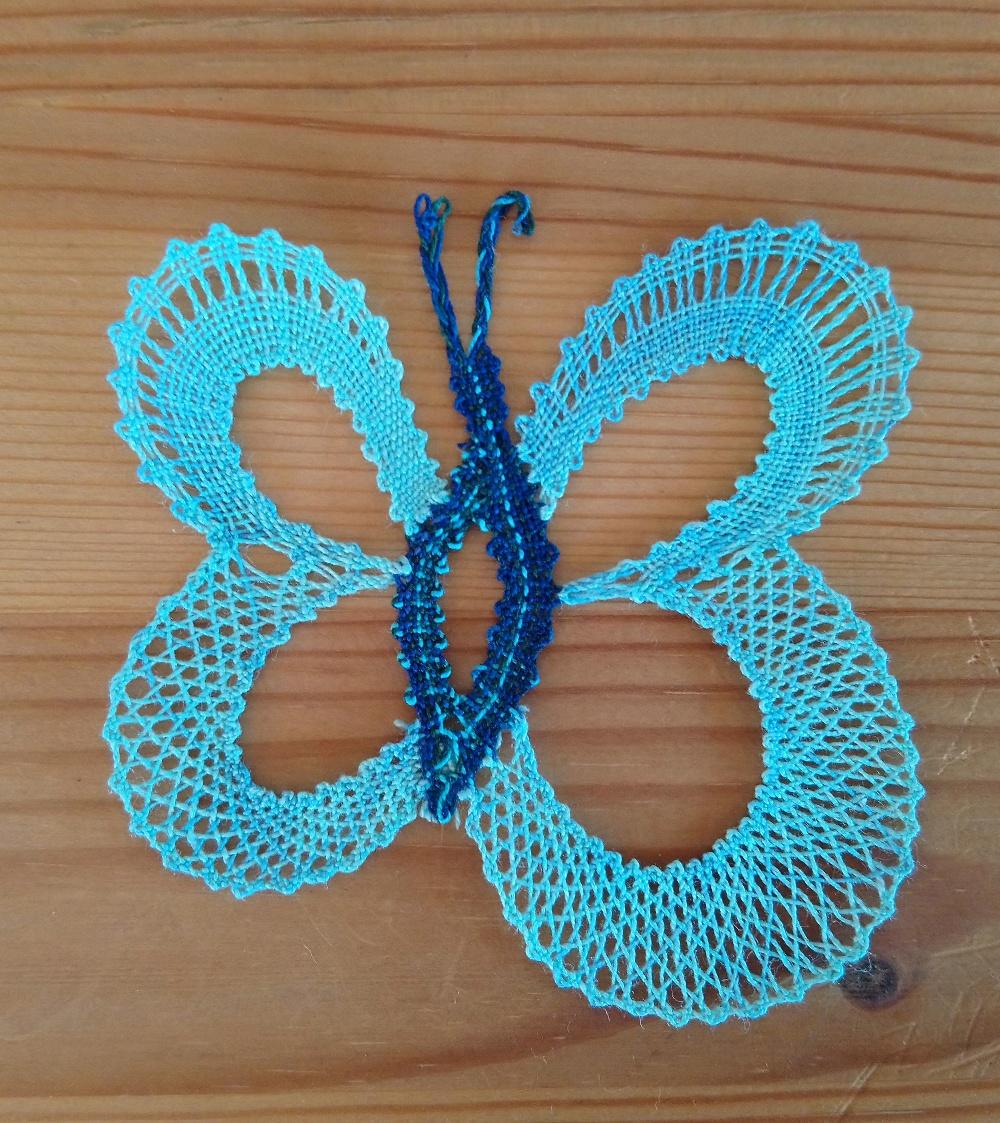 Kleiner Schmetterling 🦋