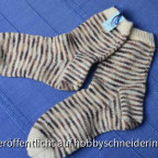 Streifensocken Gr 34-35