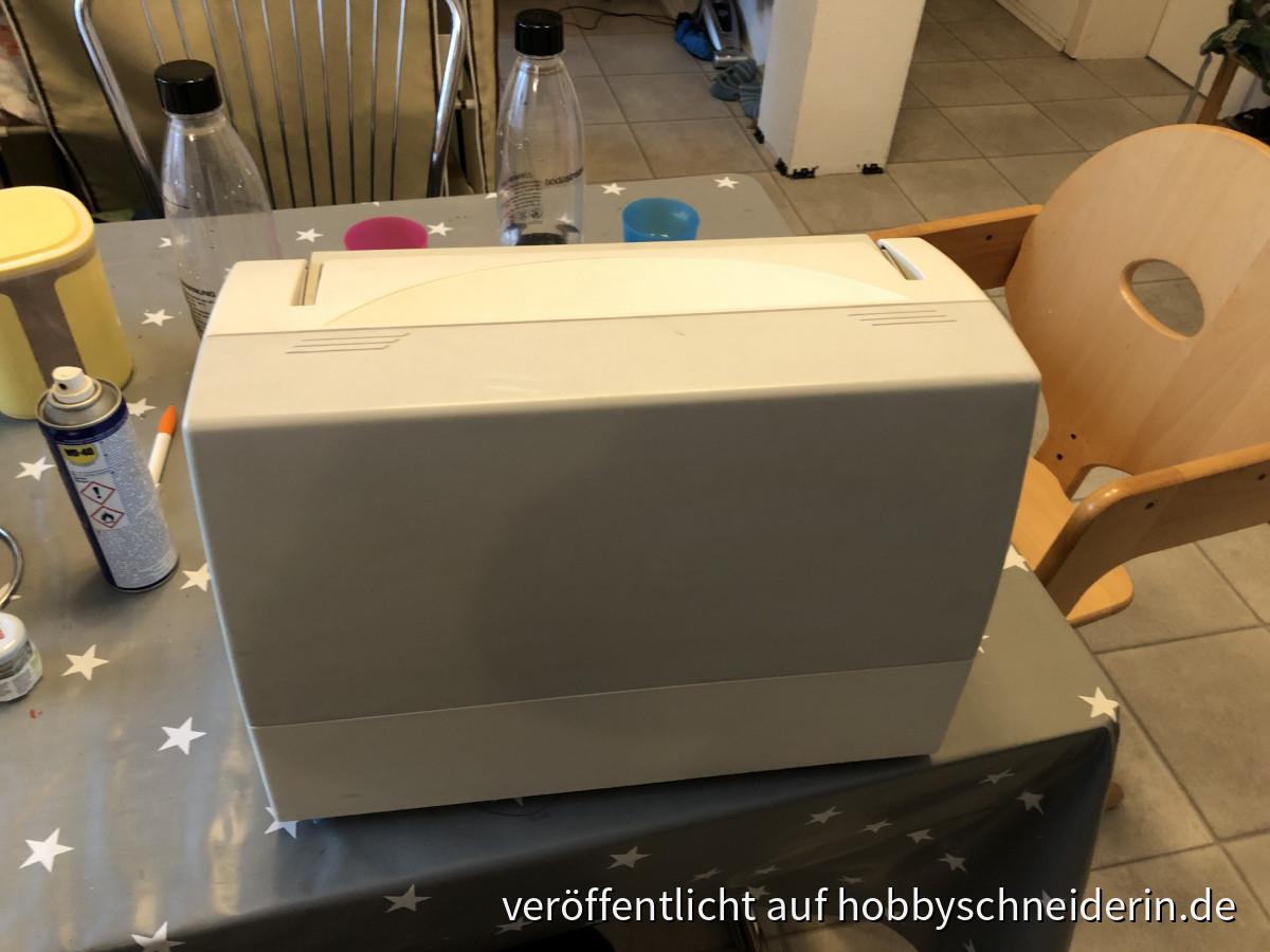 Container Rettung -  Pfaff 6112