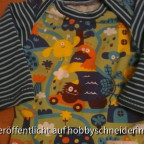 """Babyshirt Gr. 50/56 Farbenmix """"Zwergenverpackung"""""""
