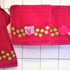 Handtücher, die Glück bringen