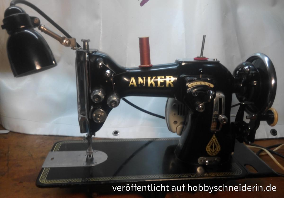 Anker RZ schwarz zweite Ausführung