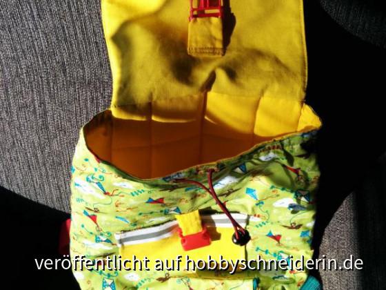 Kinderrucksack Lieselotte von LiebEling
