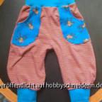 Eine Hose für das Fröschlein