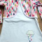 Happy Merle - Kleid mit Bolero - Größe 98-104