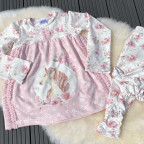Einhorn Kleid/Tunika für die Murmel