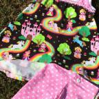 Kleid und Radler für die Murmel