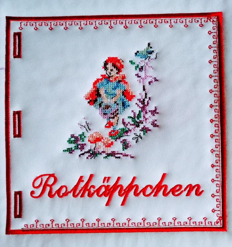 Märchenbuch Rotkäppchen